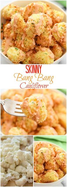 SKINNY BANG BANG CAULIFLOWER