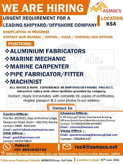 Shipyard Offshore Company in Dubai