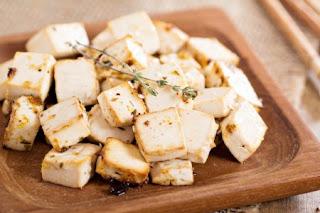 tofu kızartması