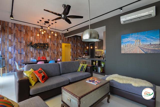 Tối đa hóa nội thất phòng khách cho căn hộ nhỏ