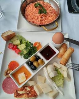 ibb istinye sosyal tesisleri kahvalti fiyat serpme kahvalti