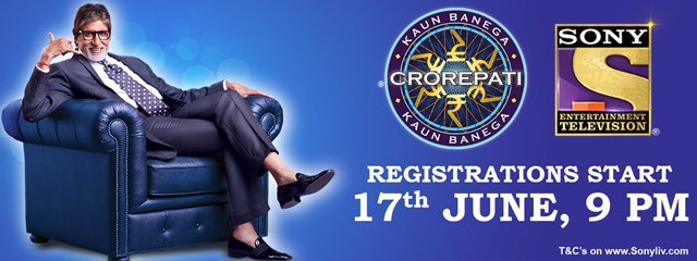 Kaun Banega Crorepati Season 9  Reality Show on Sony TV wiki, Contestants List, judges, starting date, Kaun Banega Crorepati Season 9  host, timing, promos, winner list. Kaun Banega Crorepati Season 9 Auditions, Online Registration & Registration Details