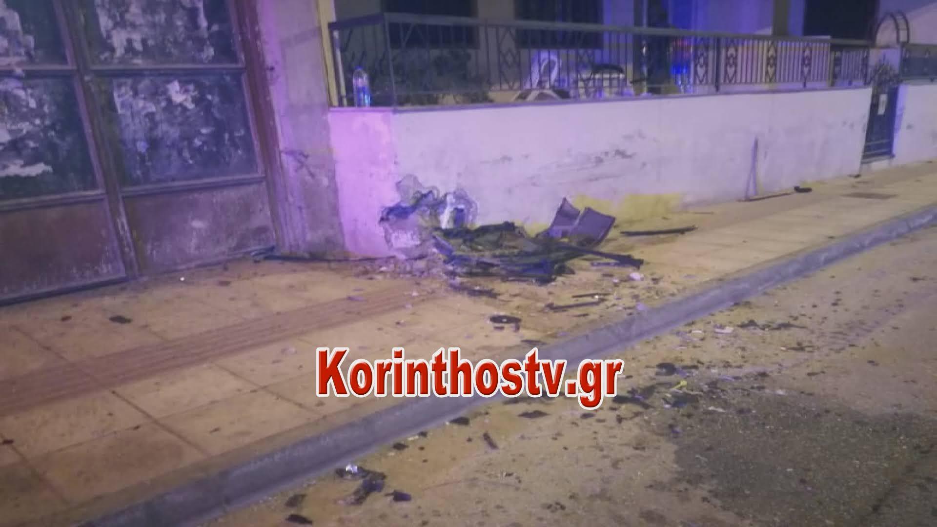 Τραγωδία στην Κορινθία – Σκοτώθηκε σε τροχαίο 30χρονη (photos)