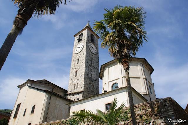 La Chiesa ed il Battistero di Baveno