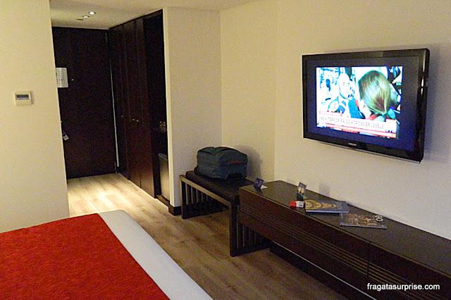 Apartamento do Best Western Plus 93 Park Hotel, Chapinero, Bogotá