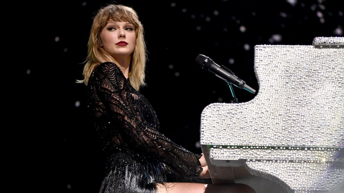 Lagu Tahun Baru Taylor Swift - New Year's Day