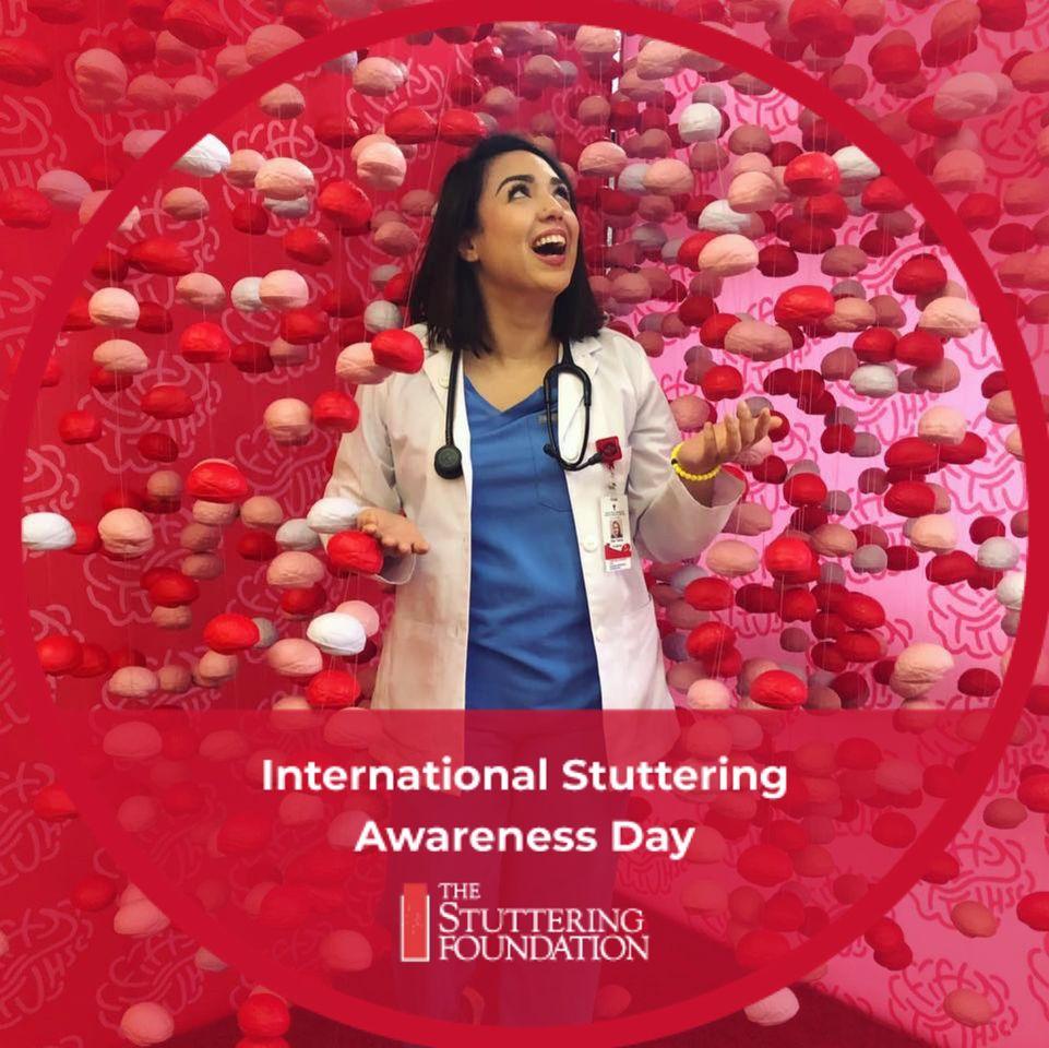 International Stuttering Awareness Wishes Pics