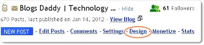 Add A Reply Button To Blogger Comments - First Step