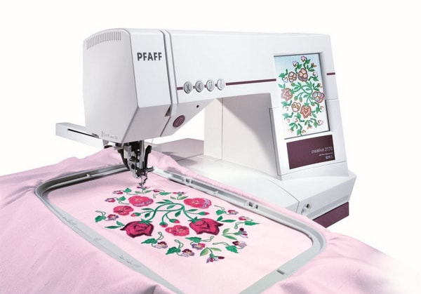 Man learned to decorate clothes and decor with  Embroidery Machines: Characteristics of Models and Selection Tips