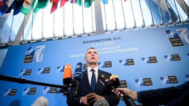 OTAN acusa de Rusia a planear ciberataques contra varios países
