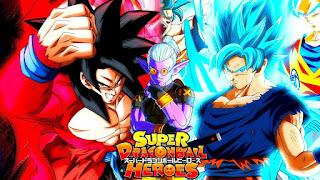 Dragon Ball Heroes - Episódio 01