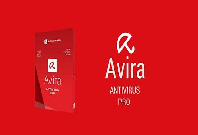 Avira Antivirus Pro 15.0.1908.1548