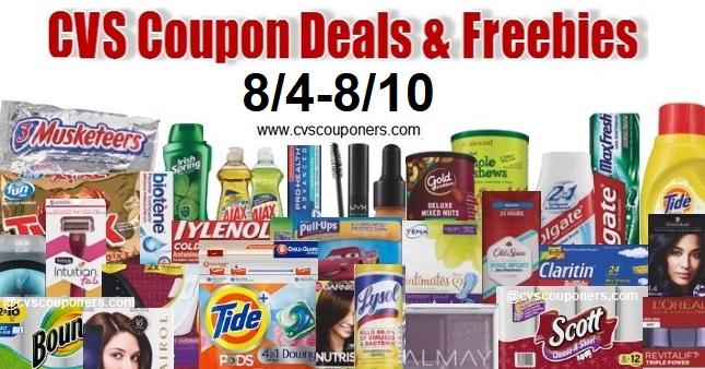 CVS Coupon Deals - 8/11-8/17 | CVS Couponers