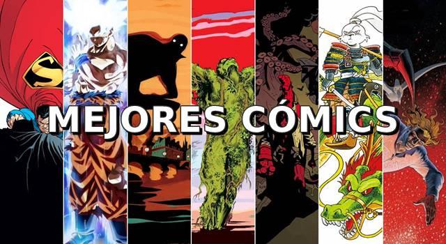 Empezar a leer cómics Marvel, DC, manga y bande dessinee