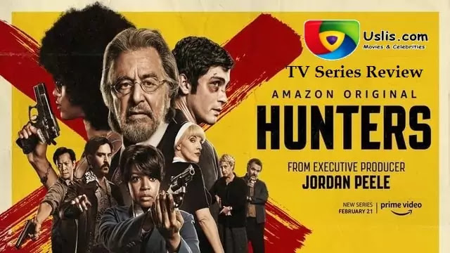 Hunters Hollywood TV Series review - Al Pacino - Uslis