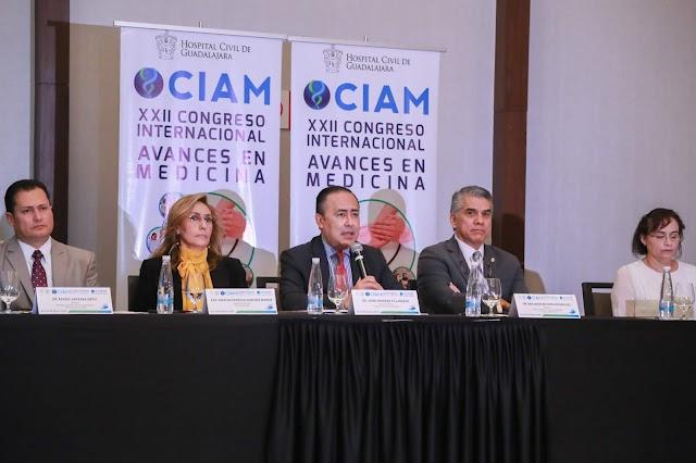 Profesionales de la salud de 12 países se congregarán en CIAM y CIENF 2020