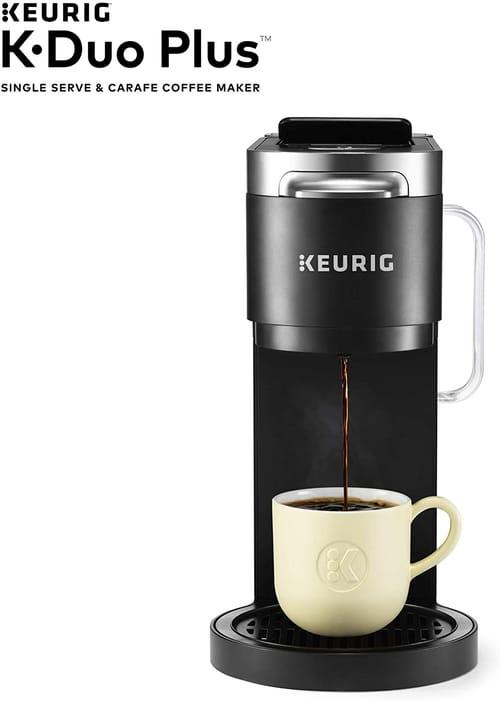 Keurig K-Duo Plus 12-Cup Coffee Maker