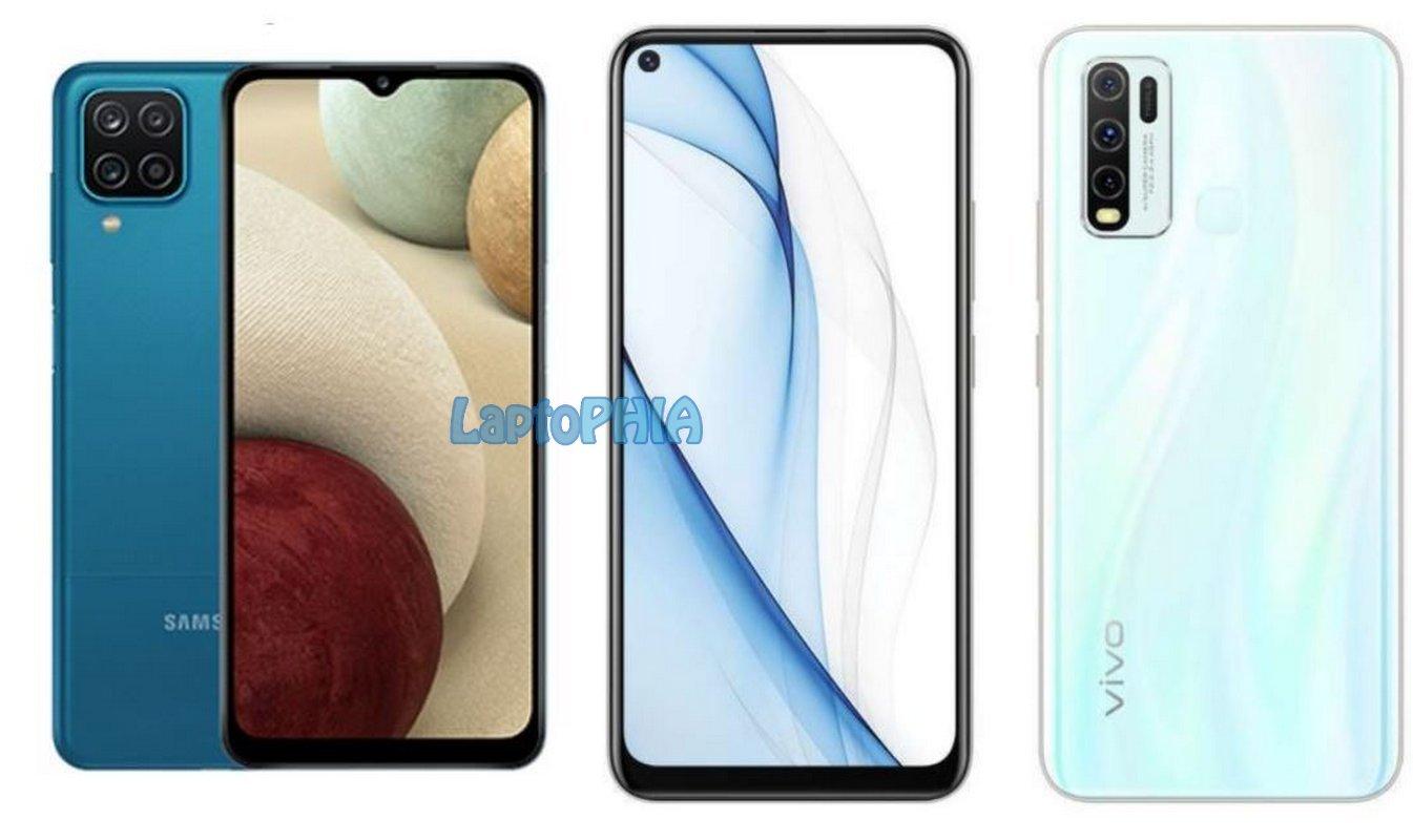 Pertarungan Samsung Galaxy A12 vs Vivo Y30i: Harga Sama, Pilih Mana?