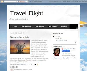 Travel Flight Theme