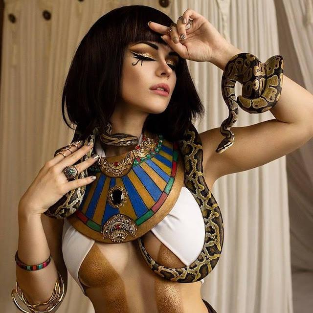 Biodata dan Profil Cleopatra