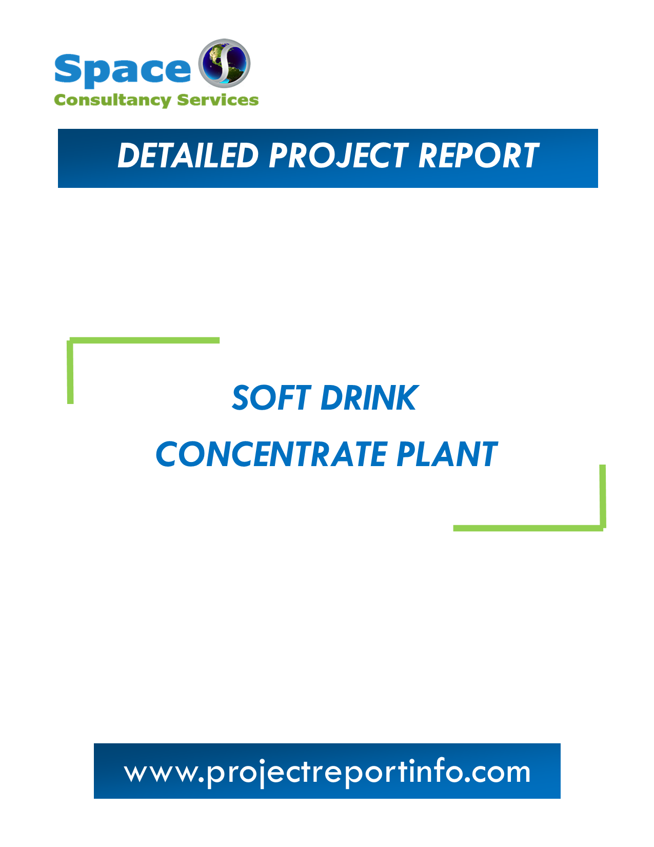 Project Report on Soft Drink Concentrate Plant