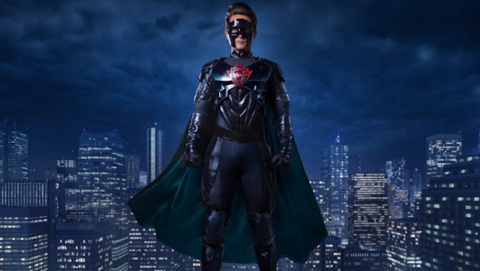 Doctor Who Christmas Special title: The Return Of Doctor Mysterio