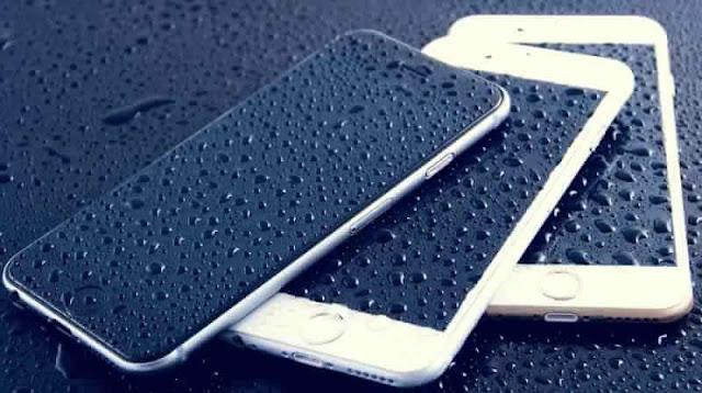 iPhone 8 ضد الماء