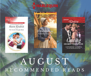 August Recommended Reads