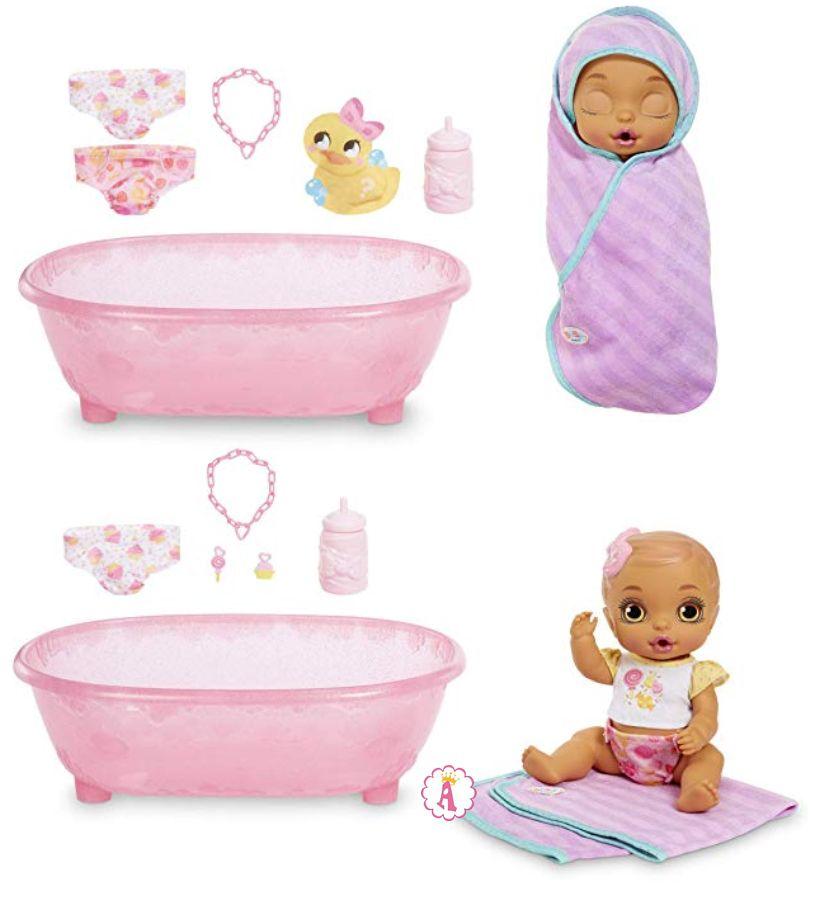Куклы Baby Born Bathtub Surprise