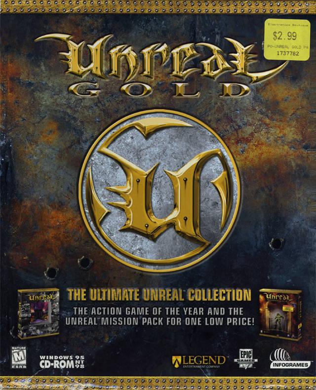 Whopper's Bunker: Retro Review: Unreal