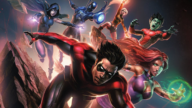 Teen Titans: The Judas Contract (2017) Subtitle Indonesia BluRay 1080p [Google Drive]