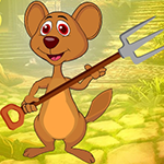 Play  Games4King - G4K Lovely Mouse Escape Game