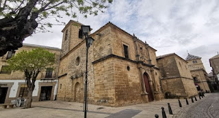 Úbeda, Iglesia de San Pedro.