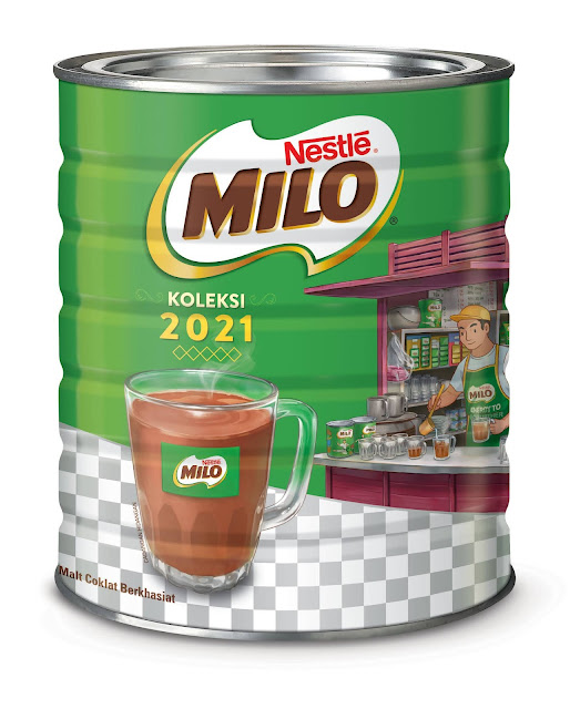 MILO® Releases Commemorative Limited Edition Tins Honouring the Malaysian Spirit for Merdeka and Malaysia Day