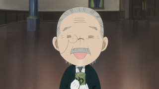Hellominju.com: 黒執事 ファントムハイヴ家の使用人紹介 | タナカ (CV:藤村俊二) | Black Butler Phantomhive household | Tanaka | Hello Anime !