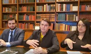 Bolsonaro confirma mais duas parcelas do auxílio emergencial.