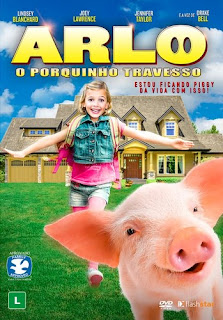Arlo – O Porquinho Travesso Dublado Online