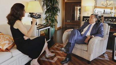 O filme dirigido pela ganhadora do Emmy® Alexandra Pelosi mostra quem financiou a eleição mais cara da história - Divulgação/HBO