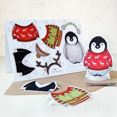 https://www.etsy.com/uk/listing/209011133/penguin-dress-up-christmas-card-penguin