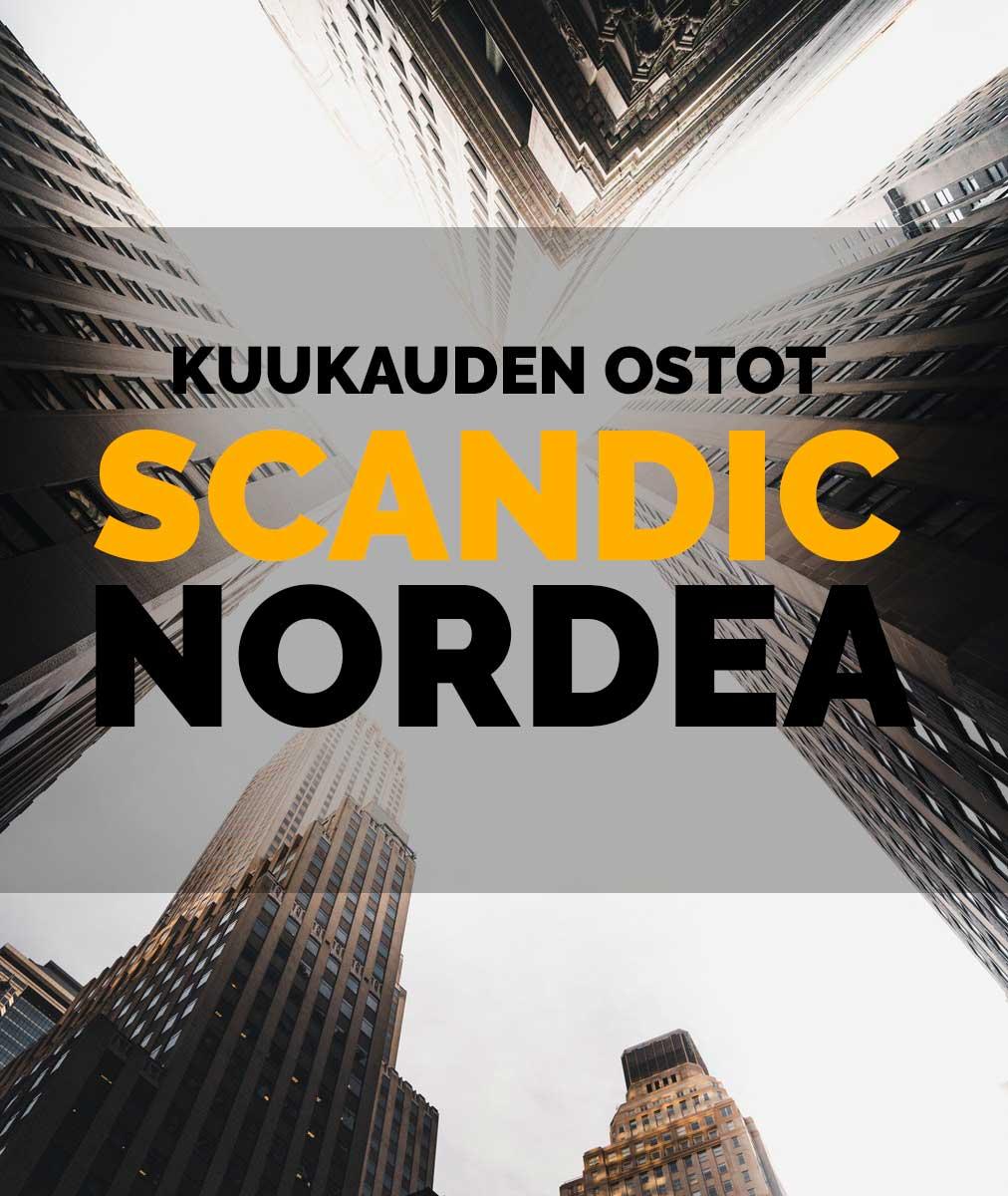 scandic ja nordea