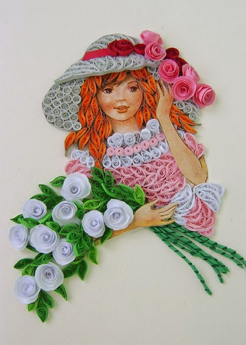 21-Eugenia-Evseeva-Quilling-Paper-&-Photo-Portraits-www-designstack-co