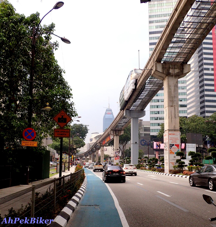Kuala Lumpur: Old Dog Rides Again: Kuala Lumpur Cycling