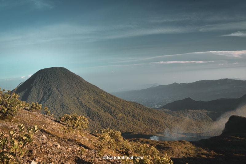 Gunung Gede Pengrango Sudah Buka Kembali