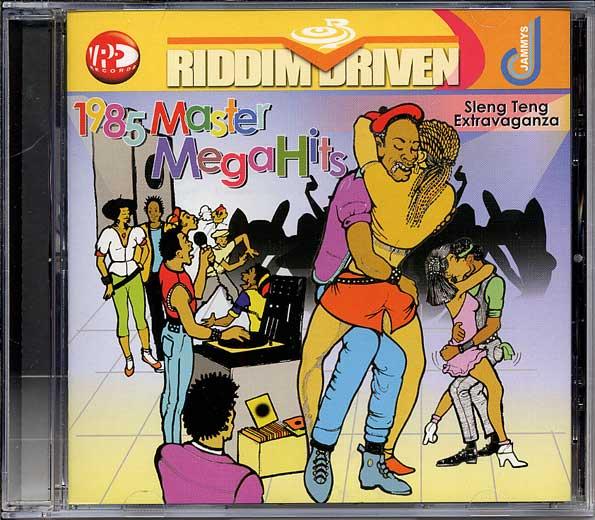 OPDK¹: Various - 1985 Master Mega Hits ~ Sleng Teng