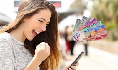 7 Cara Menghasilkan Uang Melalui Ponsel Pintar