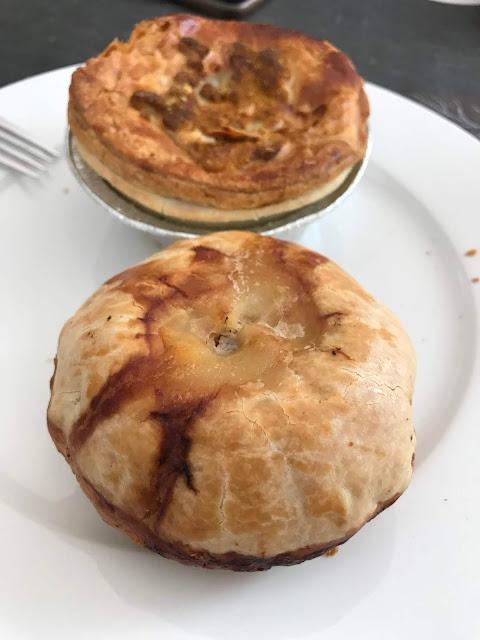 Melbourne, South Melbourne Market, pies