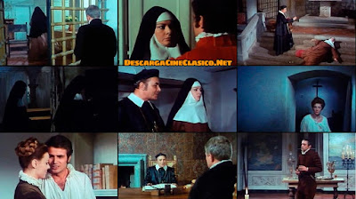 La monja de Monza (1969) Capturas «Terror en la abadia»