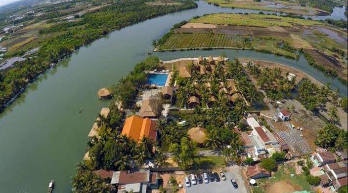 Là một khu du lịch đẹp gần Sài Gòn