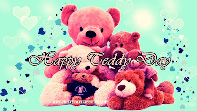 100 Happy Teddy Day Status in Hindi | Teddy Bear Quotes Words