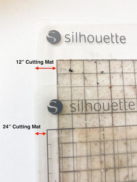 "CAMEO 4 Pro, 24"" Silhouette Pro, Load Vinyl, Mat Sensor, 24"" cutting mat"